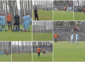 Pap SE - Vasarosnameny se U19 bajnoki labdarugo merkozes