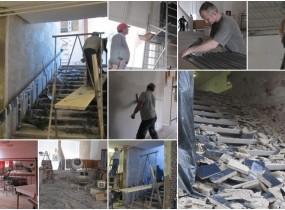 Vásárosnamény tovább fejlődik Elkezdődött a Művelődési Központ modernizációja