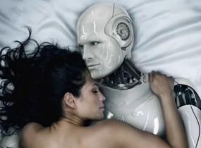robot szex