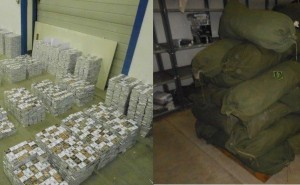 88 millió forint értékű csempészcigivel bukott le az ukrán határon