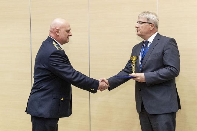 Az ország legjobbjának járó díjat a Szabolcs-Szatmár-Bereg Megyei Rendőr-főkapitányság munkatársa