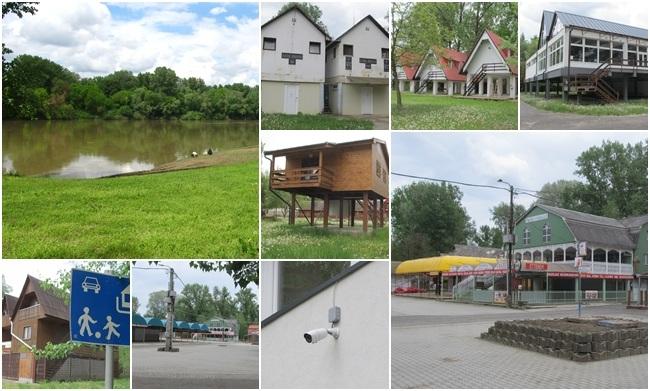 Milliós fejlesztések a biztonság és a turizmus növelése jegyében, a gergelyiugornyai Tisza-parton