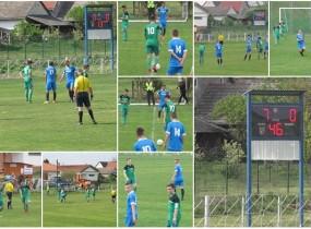 Vasarosnameny SE - Tiszavasvari SE bajnoki labdarugo merkozes