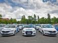 Ötszáz új autót kapott a rendőrség
