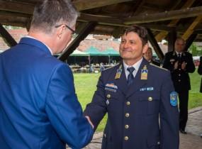 Kiváló rendőr Mátészalkán