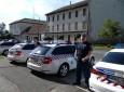 Újra bővült a rendőrség gépjármű állománya