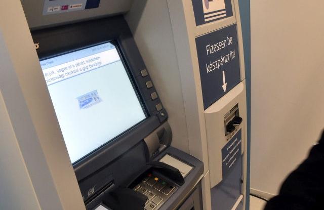 Hódít az újfajta bankautomata - a magyarok már nem félnek használni