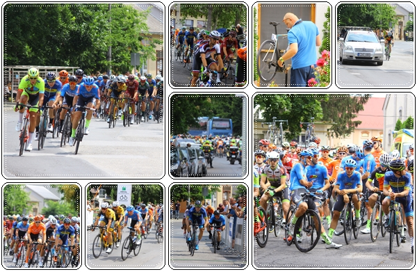 V4 Special Series Vásárosnamény-Nyíregyháza kerékpárverseny a Bereg szívében