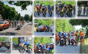 V4 Special Series Vásárosnamény-Ibrany kerékpárverseny a Bereg szívében