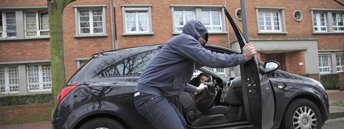 auto tolvaj