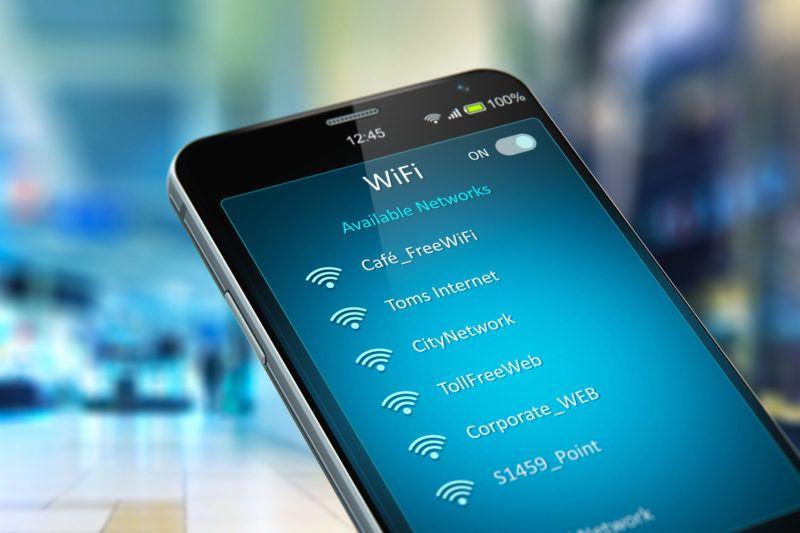 wifi internet mobil