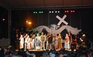 Augusztus 20-i városi díszünnepség Mátészalkán