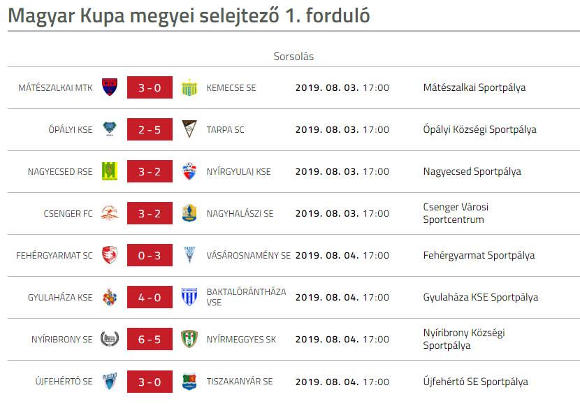 Fehergyarmat SC - Vasarosnameny SE magyar kupa (3)
